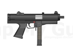 B45 SMG by Storm-X
