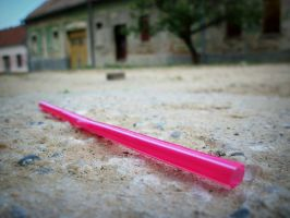 Pink pipe by pety-ytep