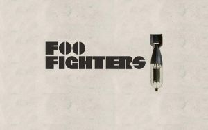 Wallpaper Foo Fighters by DOMDESIGN