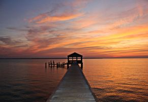 Dock to the Horizon PS by Faentim