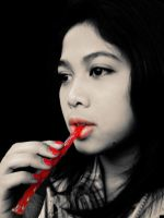Twizzler by sootball
