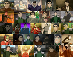 Bolin Collage (Books 1-4) by JackieStarSister