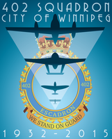 402 Squadron - City of Winnipeg by DecoEchoes