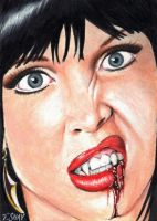 Vampirella Sketch by Dr-Horrible