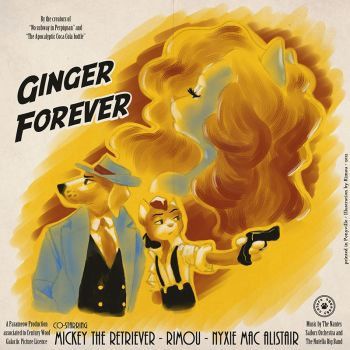 Ginger Forever by rimou