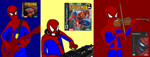 Spiderman Games on Music by sc1614Returns