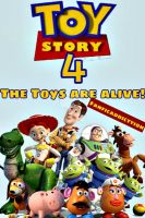 Toy Story 4 The Toys are alive! by EmilieBrown