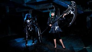 Black Rock Shooter - Everything Ends Now by SweetSix