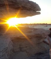 Rottnest Sunset II by Squiddgee7734