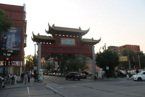 Chinatown, Montreal by tdogg115