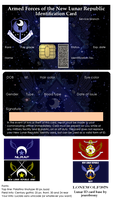 New Lunar Republic Military ID Card Kit by lonewolf3878
