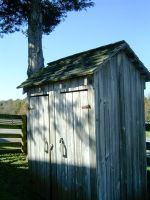 outdoor outhouse 3 by acidbathory
