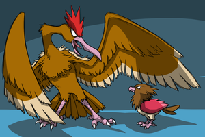 The Spearow Family