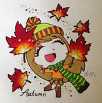 Autumn by wiuk