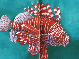 Lionfish by starshield