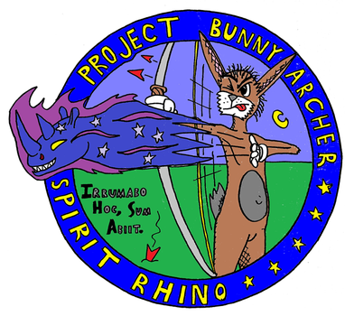Project BASR Mission Patch by TheCentipede