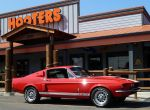 GT 500 in RED by Nutdeep