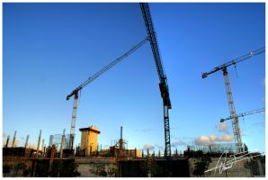 Construction Site by ODRA2006
