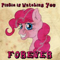 watching you Forevverrr by LilWolfStudios