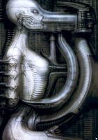 H. R. Giger X by CamillOnline