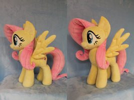 Fluttershy by WhiteDove-Creations
