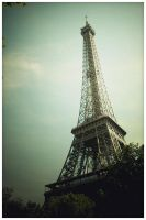 Eiffel Tower by HighPirate