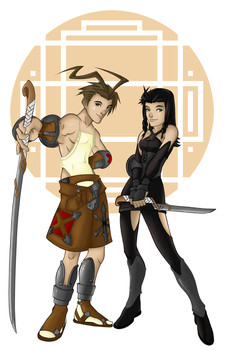 Vagrant Story by Pikia