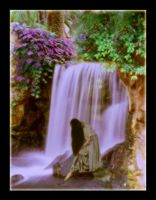 The Enchanted Falls by Forestina-Fotos