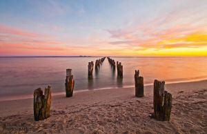 Clifton Springs Sunrise 2 by DanielleMiner