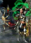Warrior 3 by LAgraphics