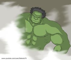 Hulk Avengers 2 Age of Ultron by Carlos-MP