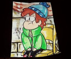 Dipper Pines by Hellocat22