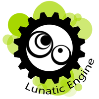 Lunatin Engine - LOGO by DarkUmah