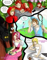 Kingdom Hearts Fairy Tales by Dragonspaz