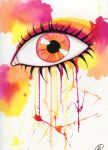 Bleeding Eye by brenin3