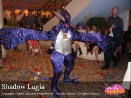 Shadow Lugia Cosplay by Serenity-Discord