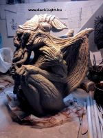 Cthulhu 2014 - work in progress by DarkMask