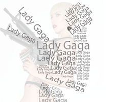 L-Lady G-gaga by ElectricXfighter