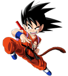 Dragon Ball - kid Goku 19 by superjmanplay2