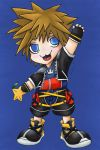 Sora Chibi by Totally-worthless