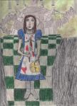 American McGee Alice by ZephyrStorm123
