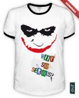 Joker T-Shirt by Sir-SiriX