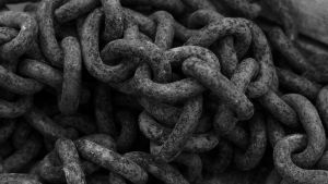Black and White chains by NovaFlux