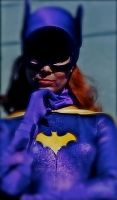 Batgirl Thinks About It by ColonelFlagg
