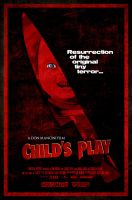 Childs Play Remake Poster2 V.3 by Mr-Rabba