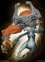 Midna of the Twilight by Ekaki-no-yami