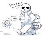 THIS IS UNDERTALE! by AuraBelmont
