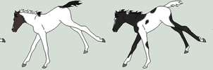 Adoptables - Points Offer by RedOak-Stables