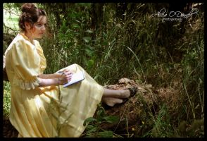 Jane Porter: Tarzan 2 by AliciaODonnell