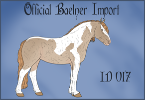 Baelner Import 028 by Howlingreaches